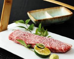 素材を生かし最高の技に裏打ちされた自慢の日本料理をご提供。