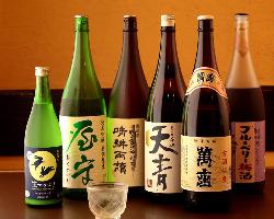 本格焼酎 泡盛 本格梅酒常時50種以上!!