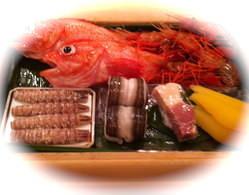魚は東京築地市場より毎日仕入れております。
