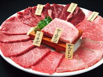 和牛一頭流 焼肉家 肉萬 浜松町店