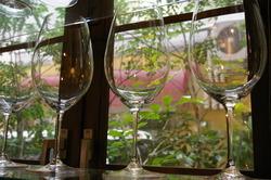 暖かみ溢れる空間で ワインとお食事をお楽しみください