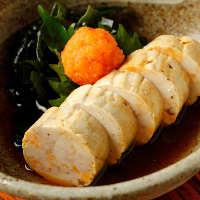 豊洲から毎日仕入れる新鮮な魚介を、その素材に合った調理法で
