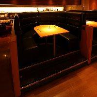 【ソファー席】 ゆったりとした空間