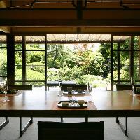 ◇四季折々の庭園を眺めながら大切な方とのご会食を‥
