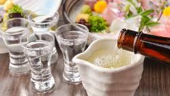 【地酒】 全国各地から厳選!美味しい日本酒を豊富にご用意