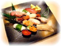 何といっても『たべごろ』の自慢は お寿司です♪♪♪