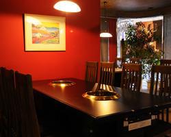 雰囲気のあるゆったりテーブル◇マスターのこだわり詰まる♪