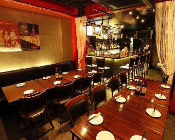 肉バル×スペイン料理 ビースリー 新宿東口店