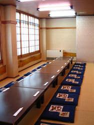 中宴会向け個室座敷席