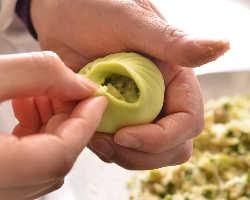 [手作りの成せる味わい] 料理は全て手作り&厳選食材を使用!
