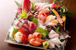 驚愕!地魚大漁盛 コレで1,980円