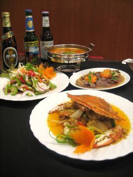 タイ料理レストラン ブアールアンの画像