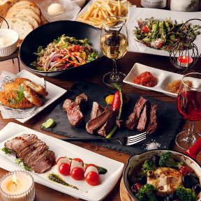 肉とワイン Carnes y vinos