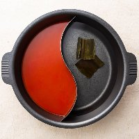 [選べるスープは4種] ハーフ&ハーフもOKで飽きずに楽しめる!