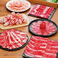 厳選したお肉と旬の新鮮野菜は絶品です!ご予約はお早めに♪