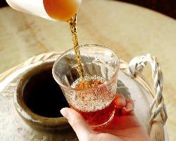[豊富なドリンク] 紹興酒をはじめ料理と相性の良いドリンク多数