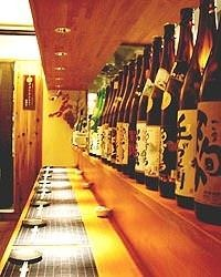地元ならではの宮崎焼酎の数々 。オール500円!!レア焼酎も…