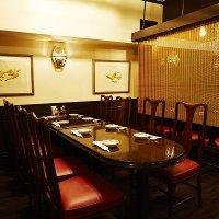 ◆8~14名様個室 ご会食・ご宴会に◎個室料10%頂戴致します