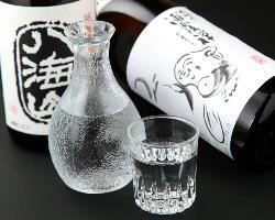 [料理に合う美酒銘酒] 乾杯ピールから厳選した全国の地酒まで!