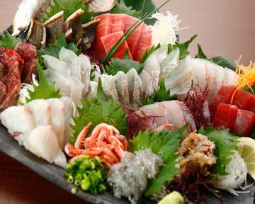 魚と酒 はなたれ 品川店の画像