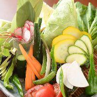 なぜはなたれの野菜は美味しいか?作ってる人の顔が分かるから