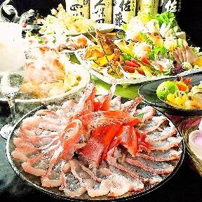 魚鮮水産(さかなや道場) 五反田西口店