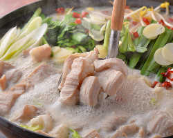 ご宴会コースはお鍋付き☆お鍋は3種類の中からお選び頂けます!