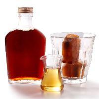 バーボンの水出しコーヒーで〆の一杯がおすすめ◎