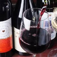 ◇自然派ワイン◇ 豊富な品揃え!お肉との相性の良さは驚きです