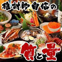 魚料理を中心としたコース★衝撃のコストパフォーマンス!!