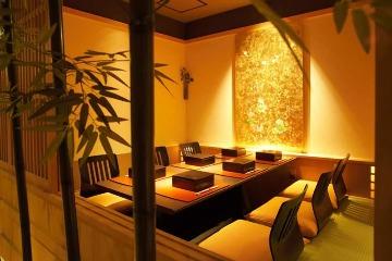 個室会席 北大路 銀座茶寮の画像