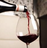 充実のワインラインナップは¥2800~ グラスワインも豊富☆