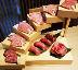 誕生日肉ケーキ×A5和牛肉いち枚