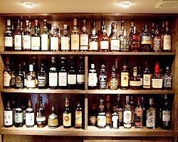 シングルモルト・ウイスキーは 80種類以上