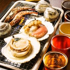 海鮮浜焼き by Sea Food Grill TOROHACHI〜トロハチ〜