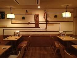 『2階テーブル席』