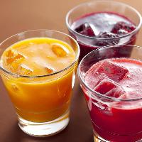 美味しく飲んで美しく! 野菜&フルーツ自家製ドリンク