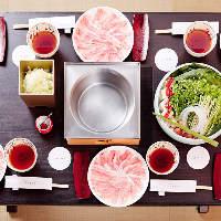 """《つゆしゃぶ》 日本料理の技を活かした""""和風つゆ""""で食す逸品"""