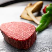 【極上ディナー】近江牛シャトーブリアンと絶品料理を堪能