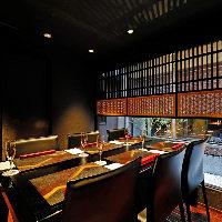 京町家をリノベーションした、居心地の良い和空間