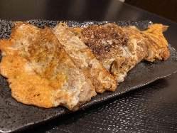 """大阪名物""""いか焼き"""" 日本一こだわり卵と特製スープ!"""