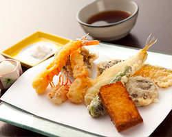 天ぷら・鯛めしの他にも 与太呂ならではの和の料理ございます