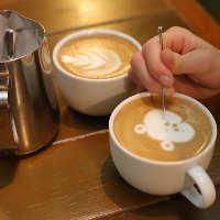ランチ・カフェ・ディナー・バー…。1日楽しめる♪