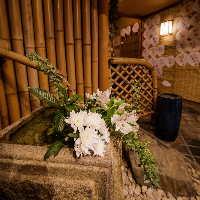 京料理と京都の地酒を一緒にお愉しみください。
