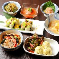 地元京都の旬野菜や京鴨料理から定番メニューまで