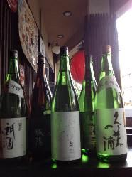 京都の地酒 全国各地より厳選酒 取り揃えております^o^