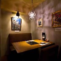 ビジネス宴席やお祝いの会席にふさわしい上質空間