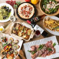 【どれも必食】 ジューシーお肉、繊細な前菜、サクッとピザ…!