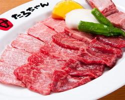 赤身のお肉も多数ご用意しております(和牛バラ 和牛ロース)
