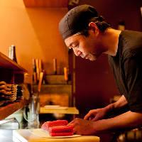 魚の目利きに絶対の自信 元・中央市場直営寿司店出身の店主